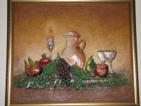 Fruits with Clay