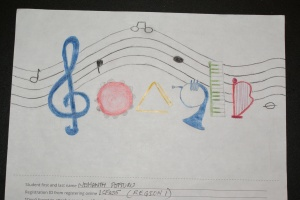 To be a Musician by Nishanth Potturu(3rd Grade)