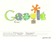 """Invent Go Green Technology"""