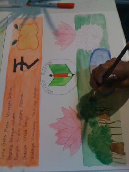 Big Help Going National Artwork(In Progress)
