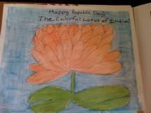 Lovely India-Lovely Lotus-Riha