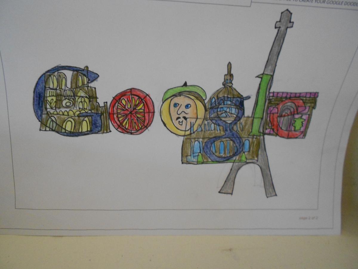 I'd Visit Paris when I grow up- Riha Machireddy(4th Grade)