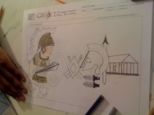 I'd Visit Alexander-The Great-Ujwal Bhimarasetty(3rd Grade)-In Progress