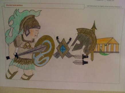 I'd Visit Alexander-The Great-Ujwal Bhimarasetty(3rd Grade)