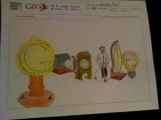 I'd Visit Thomas Alva Edison- Nanda Ravi(5th Grade)
