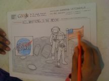 I'd Visit Niel Armstrong on the Moon-Sumedha Vemparala-5th Grade-In progress