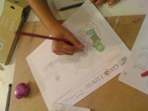 'Id Visit 'Ancient Egypt'- Varshita Jakkaraju-6th Grade-In Progress